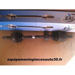CARDAN DROIT HONDA PRELUDE 3 (BA) sans ABS  - EPA30 - .