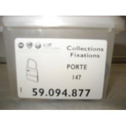 KIT DE FIXATION DE PORTE ALFA ROMEO 147 - EPA30 - .
