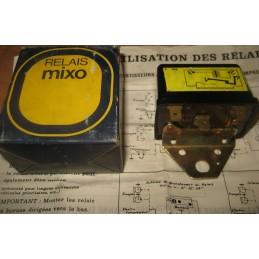 RELAIS MIXO 24V POUR AVERTISSEURS AVEC PLAN MONTAGE VEHICULES COLLECTIONS - EPA30.