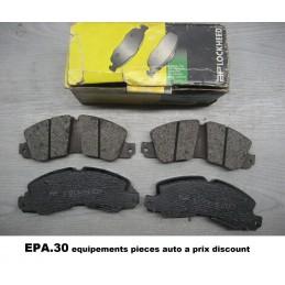 PLAQUETTES DE FREIN AVANT RENAULT 30 R30 TS R1275 TX R1278  - EPA30.