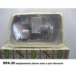 PHARE OPTIQUE AVANT DROIT COTE PASSAGER RENAULT 14 R14 - CIBIE  - EPA30 - .