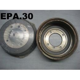 2 TAMBOURS DE FREIN AVANT OU ARRIERE D.178 MM AUSTIN MNI 850 1000 - EPA30.