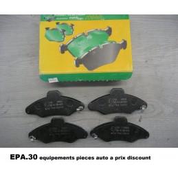 PLAQUETTES DE FREIN AVANT FORD COURRIER COURIER ESCORT 6 XR3i  - EPA30 - .