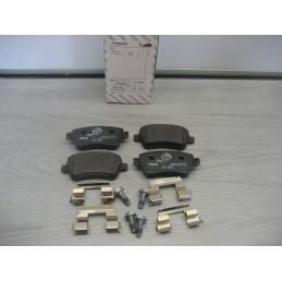 PLAQUETTES FREIN AR FIAT CROMA 2  - EPA30 - .