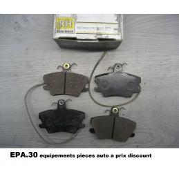 PLAQUETTES DE FREIN AVANT RENAULT ALPINE V6 CLIO 1 EXPRESS SUPER 5  - EPA30 - .