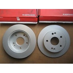DISQUES FREIN ARRIERE HONDA PRELUDE 2.2  - EPA30 - .