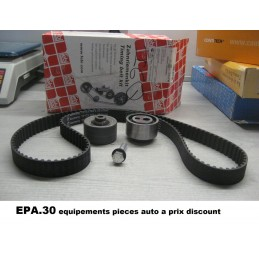 KIT DE DISTRIBUTION CITROEN AX ZX PEUGEOT 106 ROVER 114 METRO  - EPA30 - .