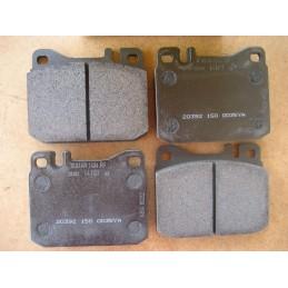 PLAQUETTES FREIN AVANT MERCEDES C107 COUPE R107 ROADSTER W116 W123  - EPA30 - .