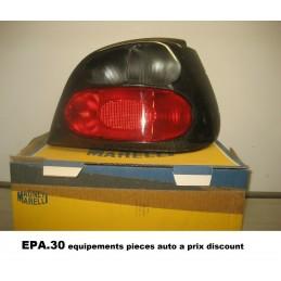 FEU ARRIERE DROIT RENAULT MEGANE 1 DE 01/96-08/03  - EPA30 - .