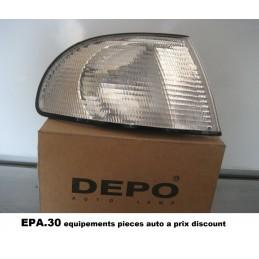 FEU CLIGNOTANT AVANT GAUCHE COTE CHAUFFEUR AUDI A4 APRES 95  - EPA30 - .