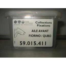KIT DE FIXATION D AILE AVANT FIAT FIORINO QUBO  - EPA30 - .