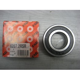ROULEMENT A BILLES 72X35X17 - 62072RSR 6207.2RSR 6207 2RSR - EPA30 - .