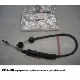 CABLE EMBRAYAGE PEUGEOT 806 EXPERT EVASION JUMPY SCUDO ULYSSE ZETA  - EPA30 - .