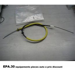 CABLE DE FREIN ARRIERE GAUCHE COTE CHAUFFEUR RENAULT KANGOO 1  - EPA30 - .