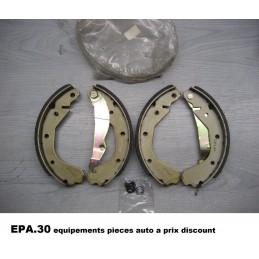 MACHOIRES DE FREIN ARRIERE OPEL CORSA A KADETT E  - EPA30 - .