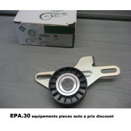 GALET ENROULEUR COURROIE ACCESSOIRE RENAULT CLIO 2 KANGOO 1  - EPA30 - .
