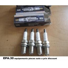 4 BOUGIES ALLUMAGE RENAULT LAGUNA VOLVO 850 960 C70 S40 S60 S70 S80 V40  - EPA30 - .