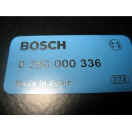 BOITIER ELECTRONIQUE BOSCH 0280000336 FIAT UNO TURBO IE  - EPA30.
