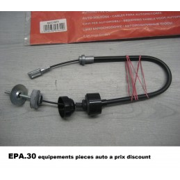 CABLE EMBRAYAGE CITROEN C15 - EPA30 - .