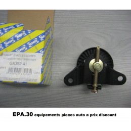 GALET TENDEUR DE COURROIE ACCESSOIRE FORD ESCORT MK6 MK7 FIESTA MK4  - EPA30 - .