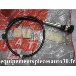 CABLE ACCELERATEUR FIAT 131 DIESEL - EPA30 - .