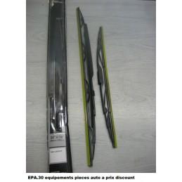 2X BALAIS D' ESSUIE-GLACE 600mmX450mm HYUNDAI SANTA FE après 2006  - EPA30 - .