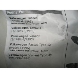 LEVE VITRE AVANT DROIT VOLKSWAGEN PASSAT SANTANA 03/1988 A 08/1996  - EPA30.