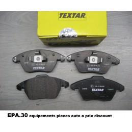PLAQUETTES DE FREIN PEUGEOT 207 208 3008 307 308 408 RCZ AUDI A1  - EPA30 - .