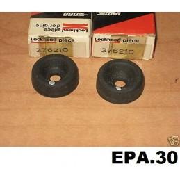 2 CAPUCHONS CYLINDRE ROUE LHM ARRIERE CITROEN 3CV  - EPA30 - .