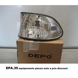 FEU CLIGNOTANT AVANT GAUCHE BMW SERIE 7 E38 DE 10/98-12/01  - EPA30 - .