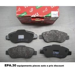 PLAQUETTES DE FREIN AVANT FIAT PANDA 2  - EPA30 - .