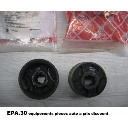 2 SILENT BLOCS DE SUSPENSION A3 EOS FOX GOLF JETTA POLO SCIROCCO TOURAN - EPA30 - .
