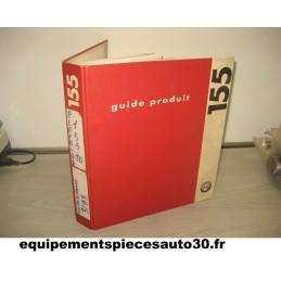 MANUEL REPARATION DIAGNOSTIC ELECTRIQUE ALFA 155 TD  - EPA30 - .