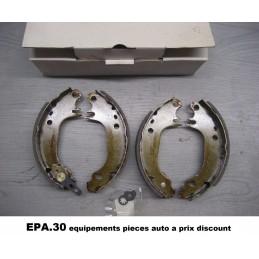 MACHOIRES DE FREIN ARRIERE CITROEN AX BX SAXO PEUGEOT 106 205 309 1 2  - EPA30 - .