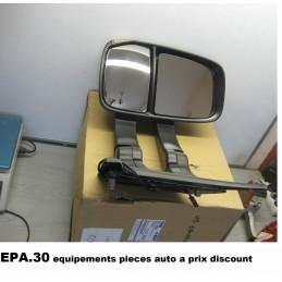 RETROVISEUR AVANT GAUCHE IVECO DAILY 4 05/06-03/12  - EPA30 - .
