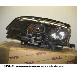 PHARE OPTIQUE AVANT GAUCHE BMW SERIE 3 E46 07/01-03/03 - EPA30 - .