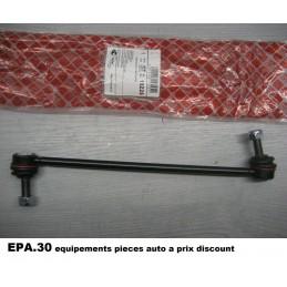 BARRE STABILISATRICE AVANT CITROEN C5 2 XANTIA PEUGEOT 406 607  - EPA30 - .