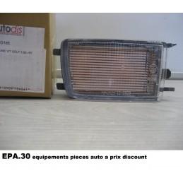 FEU CLIGNOTANT AVANT DROIT COTE PASSAGER VOLKSWAGEN GOLF 3 VENTO - EPA30 - .