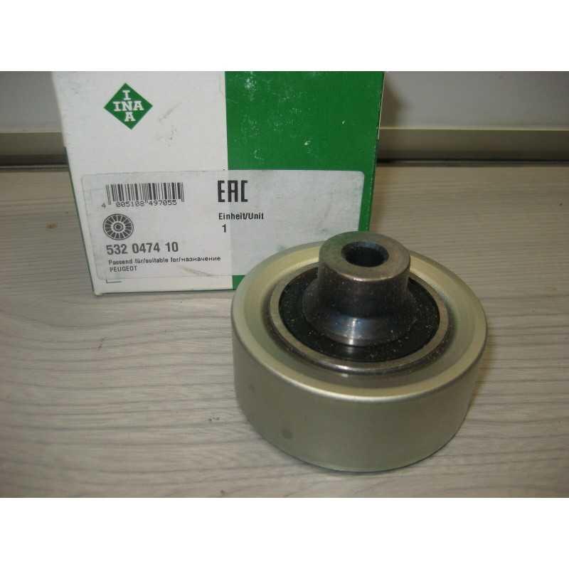 GALET ACCESSOIRE CITROEN C2 C3 C4 PEUGEOT 1007 207 307 308  - EPA30 - .