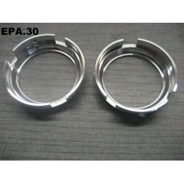 2 ADAPTATEURS DE LAMPES R2 EN H4 SIMCA 1000 ET RALLYE 1 2 - EPA30 - .