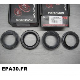 PAIRE DE BUTEES COUPELLES DE SUSPENSION AVANT PEUGEOT 405 - EPA30 - .