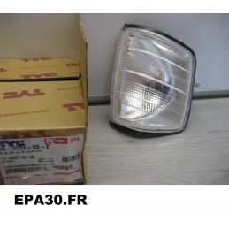 FEU CLIGNOTANT DROIT MERCEDES 190 (W201) 10/82-08/93 - EPA30 - .