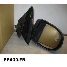 RETROVISEUR PASSAGER RENAULT CLIO 3 BERLINE et GRANDTOUR - EPA30 - .