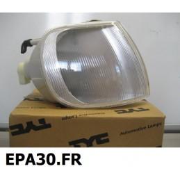 FEU CLIGNOTANT AVANT PASSAGER VOLKSWAGEN POLO (6N1) 10/94-10/99 - EPA30 - .