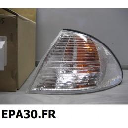 FEU CLIGNOTANT AVANT CHAUFFEUR BMW 3 E46 12/97-08/01 - EPA30 - .