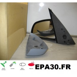 RETROVISEUR CHAUFFEUR OPEL MERIVA A (X03) 05/03-05/10 - EPA30 - .