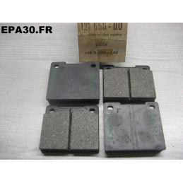 PLAQUETTES FREIN AVANT SIMCA 1100 Ti - 121656Q0 - EPA30 - .