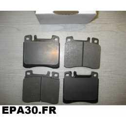 PLAQUETTES DE FREIN AVANT MERCEDES 300 400 600 W140 - EPA30 - .