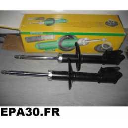 PAIRE AMORTISSEURS AVANT RENAULT CLIO 1 Distance d'alésages 54 mm - EPA30 - .