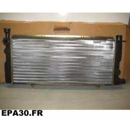 RADIATEUR REFROIDISSEMENT MOTEUR PEUGEOT 205 1 2 - EPA30 - .
